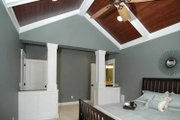 Bungalow Style House Plan - 2 Beds 2.5 Baths 2243 Sq/Ft Plan #928-169 Interior - Master Bedroom