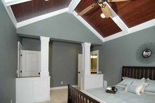 Architectural House Design - Bungalow Interior - Master Bedroom Plan #928-169
