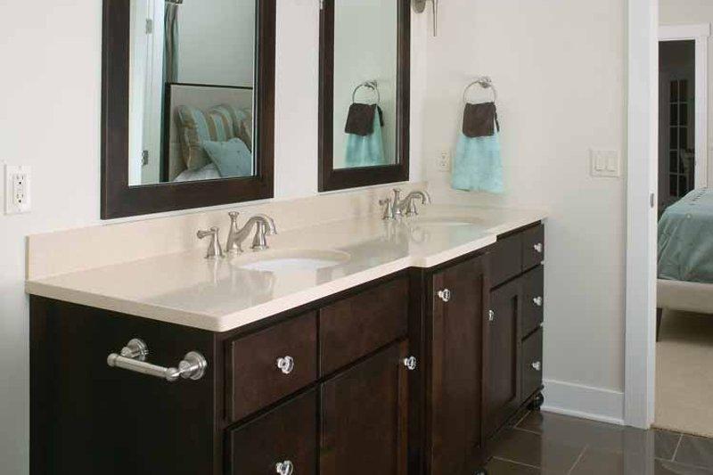 Traditional Interior - Bathroom Plan #928-111 - Houseplans.com