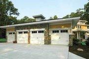 Prairie Style House Plan - 3 Beds 3 Baths 4322 Sq/Ft Plan #928-38