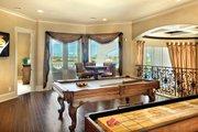Mediterranean Style House Plan - 5 Beds 6 Baths 6079 Sq/Ft Plan #930-442