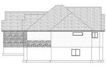 Home Plan - Ranch Exterior - Other Elevation Plan #1060-26