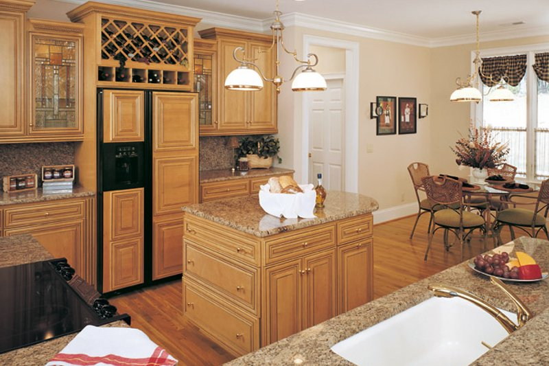Country Interior - Kitchen Plan #929-494 - Houseplans.com