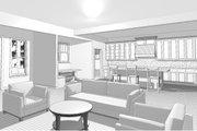 Craftsman Style House Plan - 6 Beds 5 Baths 4199 Sq/Ft Plan #461-40 Interior - Kitchen