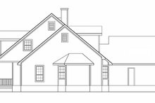 Country Exterior - Other Elevation Plan #472-246