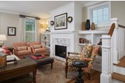 Farmhouse Style House Plan - 3 Beds 2.5 Baths 2063 Sq/Ft Plan #901-136 Interior - Family Room