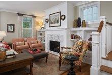 Farmhouse Interior - Family Room Plan #901-136