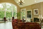 European Style House Plan - 3 Beds 2.5 Baths 3940 Sq/Ft Plan #48-430 Photo