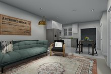 Home Plan - Victorian Interior - Other Plan #1060-51