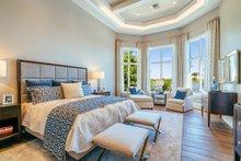 House Plan Design - Contemporary Interior - Master Bedroom Plan #930-475