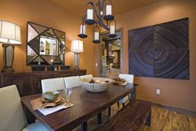 House Plan Design - Traditional Interior - Dining Room Plan #17-2779