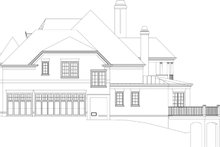 Home Plan - European Exterior - Other Elevation Plan #119-421