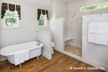 Home Plan - Craftsman Interior - Master Bathroom Plan #929-1043