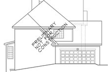 House Plan Design - Traditional Exterior - Other Elevation Plan #927-756