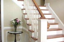 House Plan Design - Classical Interior - Entry Plan #137-298