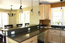 Traditional Interior - Kitchen Plan #118-145