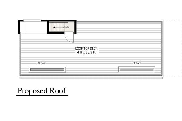 Modern Floor Plan - Other Floor Plan Plan #905-4