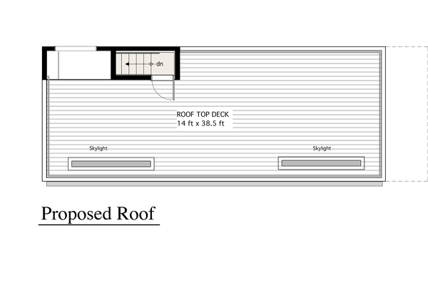 Modern Floor Plan - Other Floor Plan #905-4