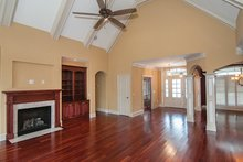 Home Plan - Traditional Interior - Family Room Plan #929-874