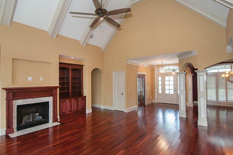 Traditional Interior - Family Room Plan #929-874 - Houseplans.com