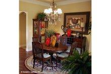 Home Plan - European Interior - Dining Room Plan #929-904