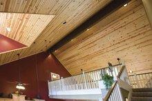 House Design - Country Interior - Entry Plan #17-3266