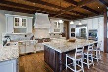 Dream House Plan - Craftsman Interior - Kitchen Plan #132-561