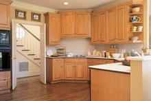 Home Plan Design - Country Interior - Kitchen Plan #429-299