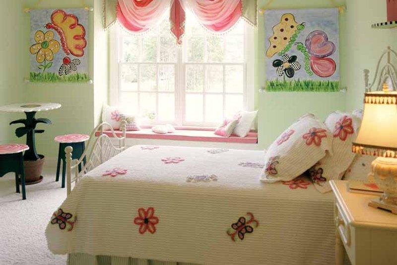 Mediterranean Interior - Bedroom Plan #927-639 - Houseplans.com