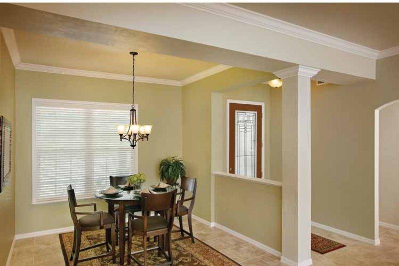 Country Interior - Dining Room Plan #938-1 - Houseplans.com