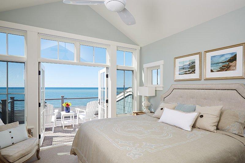 Country Interior - Master Bedroom Plan #928-297 - Houseplans.com