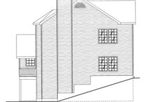 House Plan Design - Country Exterior - Other Elevation Plan #117-835