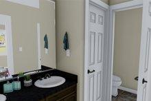 Traditional Interior - Master Bathroom Plan #1060-4