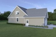 Craftsman Style House Plan - 3 Beds 2.5 Baths 1862 Sq/Ft Plan #1070-78 Exterior - Other Elevation