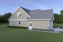 House Plan Design - Craftsman Exterior - Other Elevation Plan #1070-78