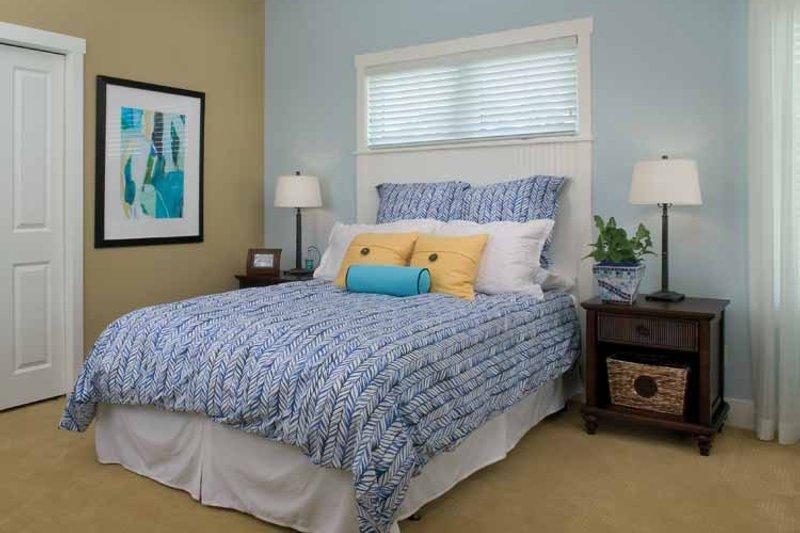 Traditional Interior - Bedroom Plan #928-115 - Houseplans.com