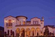 Mediterranean Style House Plan - 6 Beds 5 Baths 6493 Sq/Ft Plan #1058-1