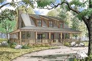 Country Style House Plan - 4 Beds 3.5 Baths 3380 Sq/Ft Plan #923-30