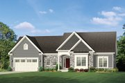 Ranch Style House Plan - 3 Beds 2.5 Baths 2006 Sq/Ft Plan #1010-145