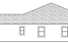 Home Plan - Adobe / Southwestern Exterior - Other Elevation Plan #1058-134