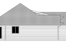 Dream House Plan - Craftsman Exterior - Other Elevation Plan #943-48