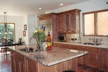 Home Plan - Mediterranean Interior - Kitchen Plan #937-16