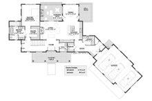 Farmhouse Floor Plan - Main Floor Plan Plan #928-309