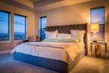 Contemporary Interior - Master Bedroom Plan #20-2205