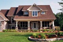 Farmhouse Photo Plan #51-204