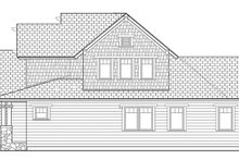 House Plan Design - Craftsman Exterior - Other Elevation Plan #453-621