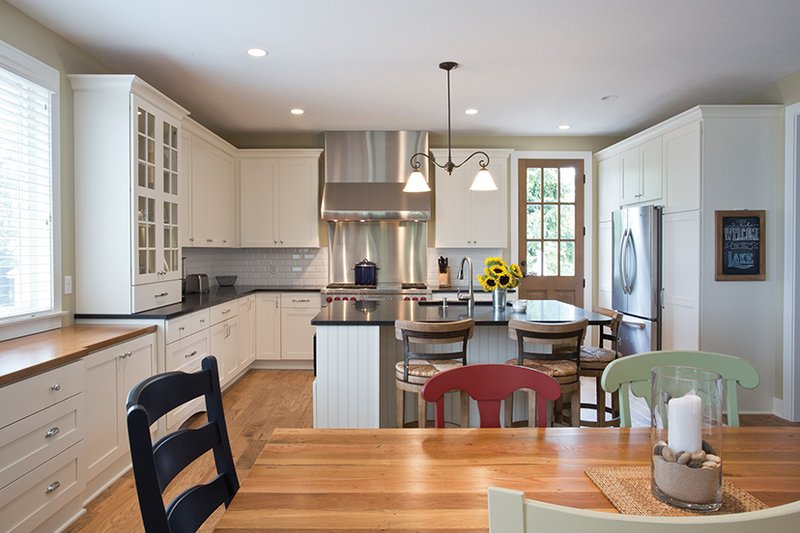 Contemporary Interior - Kitchen Plan #928-274 - Houseplans.com