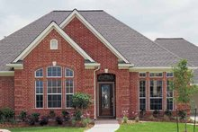 Country Exterior - Front Elevation Plan #968-13
