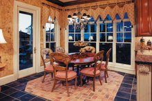 Dream House Plan - Breakfast Nook