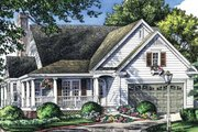 Country Style House Plan - 3 Beds 2 Baths 1700 Sq/Ft Plan #929-43
